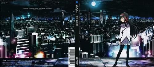 Shaft (Studio), Puella Magi Madoka Magica, Homura Akemi, Album Cover
