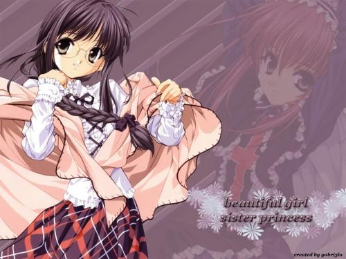 Naoto Tenhiro, Sister Princess, Marie (Sister Princess), Chikage Wallpaper
