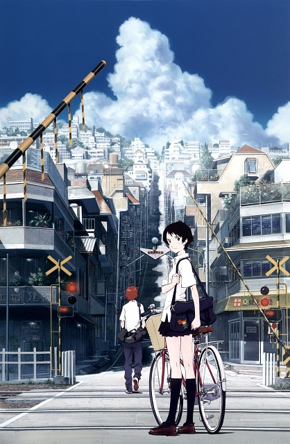 Yoshiyuki Sadamoto, Madhouse, The Girl Who Leapt Through Time, Carmine, Chiaki Mamiya