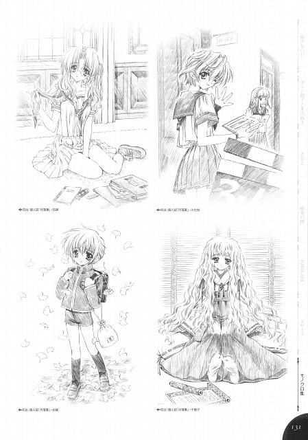 Carnelian, Orbit, Carnelian Museum - Orbit Works, Kao no nai Tsuki, Tomomi Harukawa