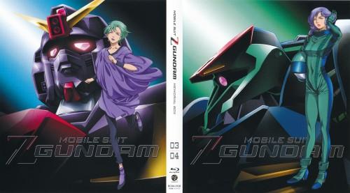 Sunrise (Studio), Mobile Suit Zeta Gundam, Rosamia Badam, Four Murasame
