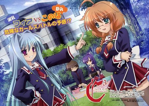 Sasorigatame, Silver Link, Cube x Cursed x Curious, Kirika Ueno, Konoha Muramasa