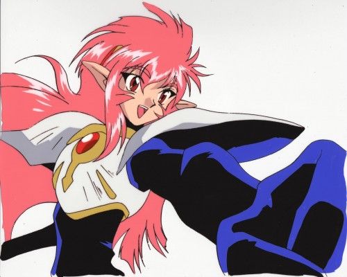 Magic Knight Rayearth, Nova