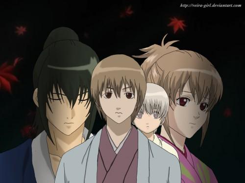 Hideaki Sorachi, Gintama, Toshiro Hijikata, Mitsuba Okita, Sougo Okita