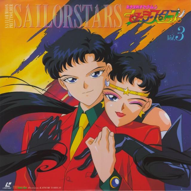 Toei Animation, Bishoujo Senshi Sailor Moon, Seiya Kou, Sailor Star Fighter