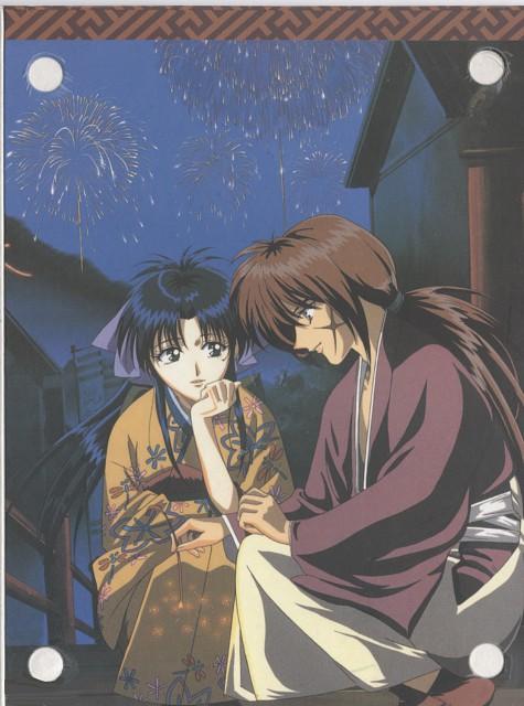 Nobuhiro Watsuki, Studio DEEN, Studio Gallop, Rurouni Kenshin, Kaoru Kamiya