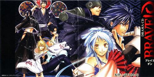 Kairi Shimotsuki, Studio Sakimakura, Brave 10, Yukimura Sanada (Brave 10), Saizou Kirigakure
