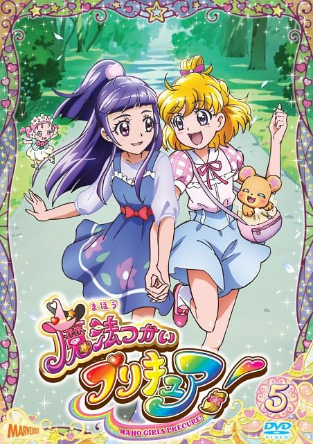 Toei Animation, Mahou Tsukai Precure!, Riko Izayoi, Haa-chan, Mirai Asahina