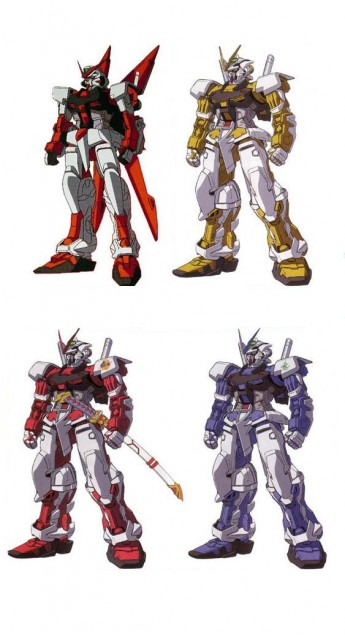 Sunrise (Studio), Mobile Suit Gundam SEED Astray
