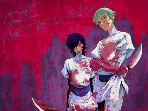 Sunrise (Studio), Mobile Suit Gundam 00, Regene Regetta, Ribbons Almark, Utensils Wallpaper
