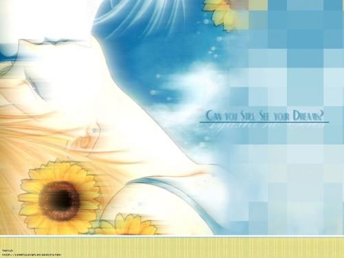 Yuu Watase, Ayashi no Ceres, Aya Mikage Wallpaper