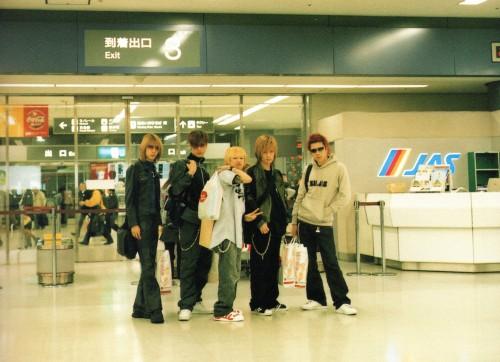 Kyo (J-Pop Idol), Kaoru (J-Pop Idol), Toshiya, Dir en Grey, Die