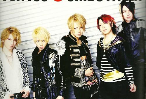 Alice Nine, Tora, Nao, Hiroto, Shou