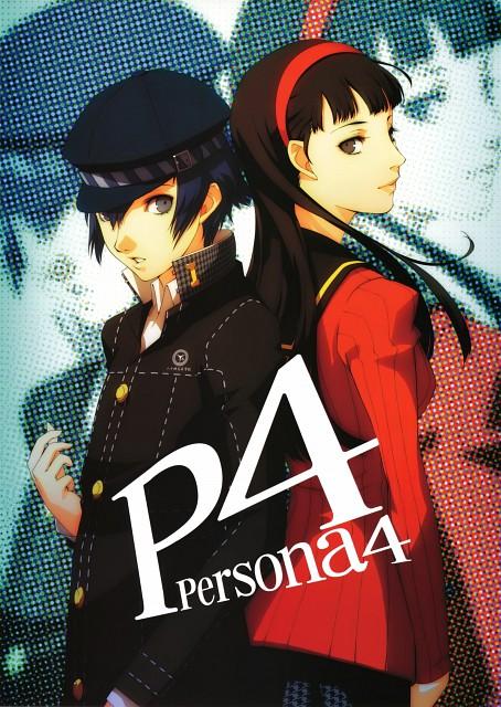 Shigenori Soejima, Atlus, Anime International Company, Soejima Shigenori Artworks 2004-2010, Shin Megami Tensei: Persona 4
