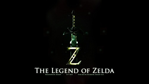 Nintendo, The Legend of Zelda Wallpaper