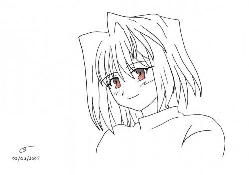 TYPE-MOON, Shingetsutan Tsukihime, Arcueid Brunestud, Member Art