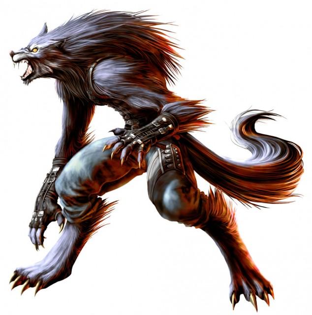 Bloody Roar, Yugo Ogami