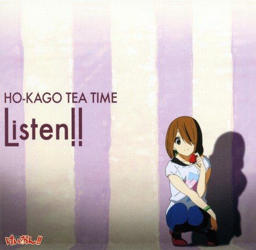 Kakifly, Kyoto Animation, K-On!, Yui Hirasawa, Album Cover