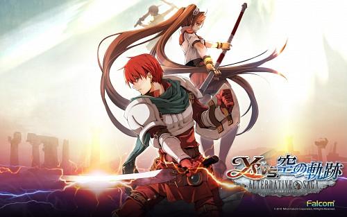 Falcom, The Legend of Heroes: Trails in the Sky, Ys vs. Sora no Kiseki: Alternative Saga, Ys, Estelle Bright