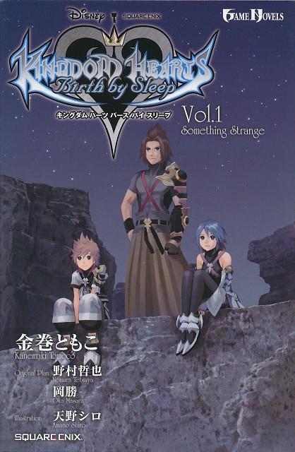 Shiro Amano, Square Enix, Kingdom Hearts, Ventus, Terra