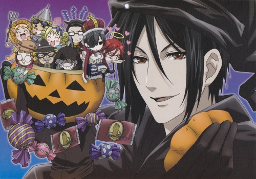 A-1 Pictures, Kuroshitsuji, William T. Spears, Bardroy, Undertaker