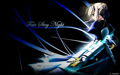 Missing Link, TYPE-MOON, Fate/stay night, Saber Wallpaper