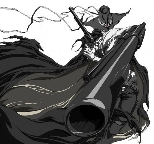 Gonzo, Afro Samurai, Justice (Afro Samurai)