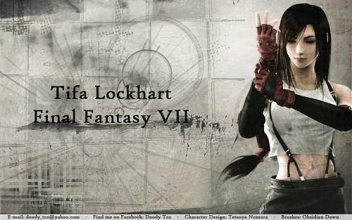 Square Enix, Final Fantasy VII: Advent Children, Final Fantasy VII, Tifa Lockhart Wallpaper