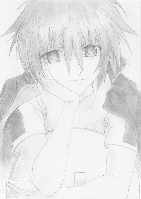 Hisashi Hirai, Sunrise (Studio), Mobile Suit Gundam SEED Destiny, Shinn Asuka, Member Art