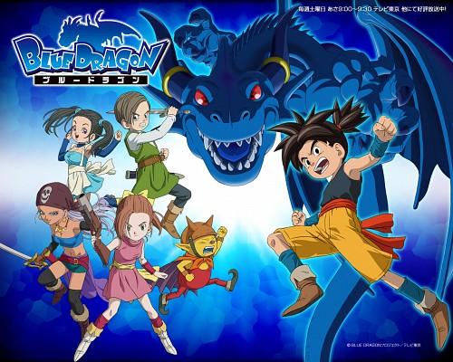 Studio Pierrot, Blue Dragon, Zola, Shu (Blue Dragon), Marumaro