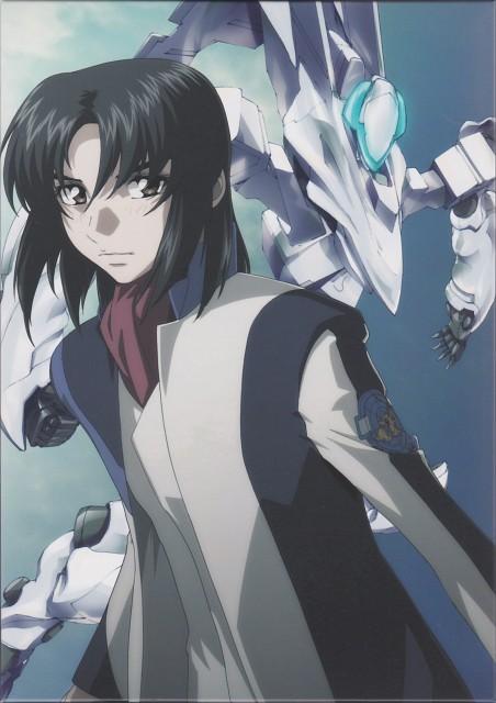 Hisashi Hirai, Xebec, Soukyuu no Fafner, Kazuki Makabe, DVD Cover