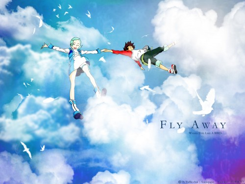 Eureka 7 Wallpaper