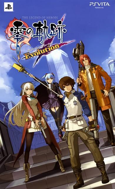 Falcom, The Legend of Heroes: Zero no Kiseki, Randy Orlando, Tio Plato, Lloyd Bannings