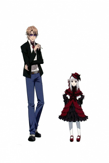 GoHands, K Project, A Memory of Kings - K Official Guide Book, Izumo Kusanagi, Anna Kushina