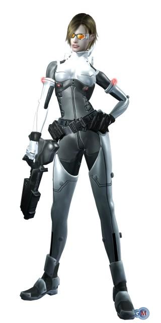 Capcom, P.N. 03, Vanessa Z. Schneider