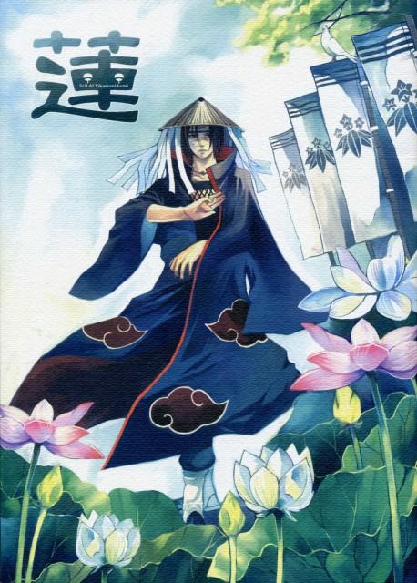 10-Rankai, Naruto, Itachi Uchiha, Doujinshi, Doujinshi Cover