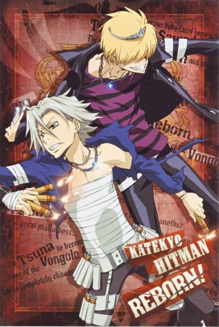 Akira Amano, Artland, Katekyo Hitman Reborn!, Belphegor (Katekyo Hitman Reborn!), Hayato Gokudera