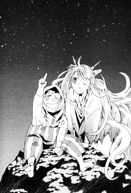 Katsura Hoshino, D Gray-Man, Lala
