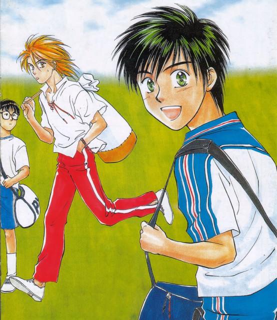 Higuchi Daisuke, Whistle!