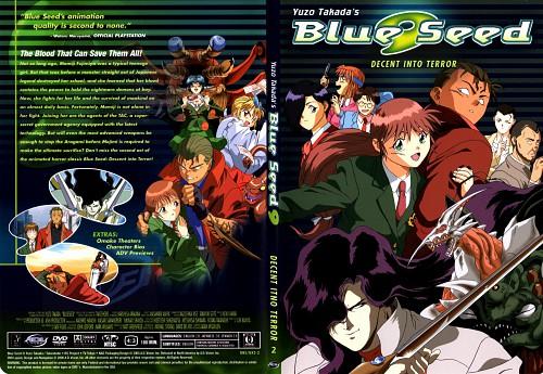 Yuzo Takada, Production I.G, Blue Seed, Momiji Fujimiya, Murakumo Yagami