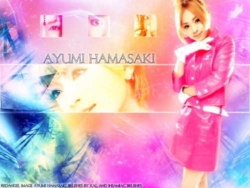 Ayumi Hamasaki Wallpaper