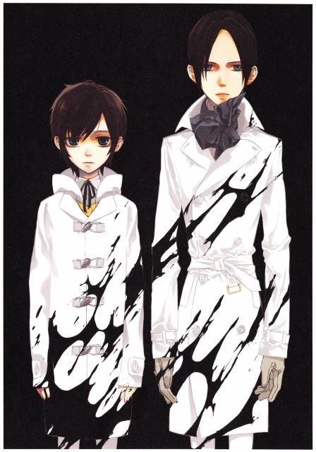 Yuuki Kamatani, Square Enix, J.C. Staff, Nabari no Ou, Yoite