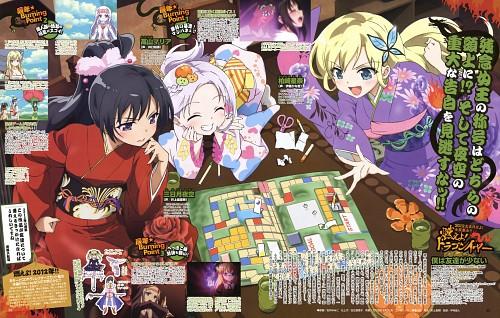 Yumiko Ishii, Anime International Company, Boku wa Tomodachi ga Sukunai, Sena Kashiwazaki, Maria Takayama