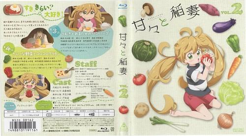 TMS Entertainment, Amaama to Inazuma, Tsumugi Inuzuka, Kouhei Inuzuka, DVD Cover