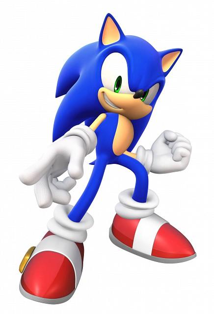 Sega, Sonic Series, Sonic the Hedgehog, Official Digital Art