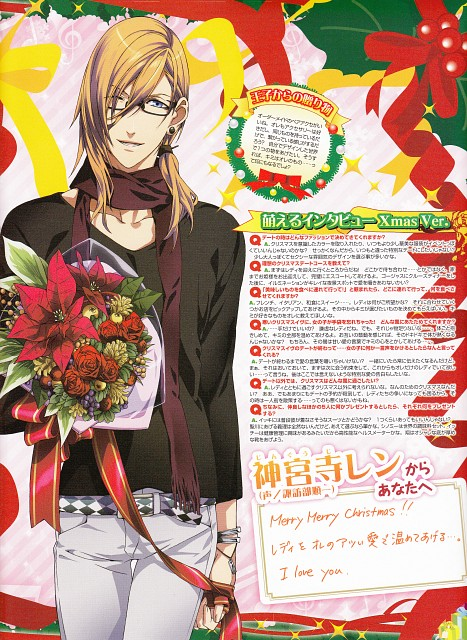 A-1 Pictures, Broccoli, Uta no Prince-sama, Ren Jinguji