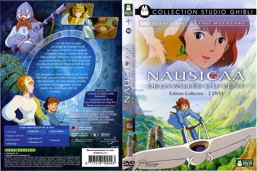 Studio Ghibli, Nausicaa of the Valley of the Wind, Nausicaa