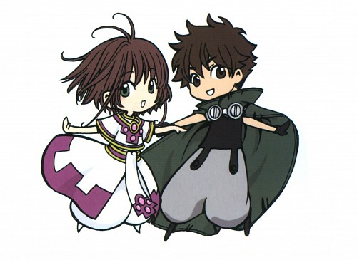 CLAMP, Bee Train, Tsubasa Reservoir Chronicle, Syaoran Li, Sakura Kinomoto