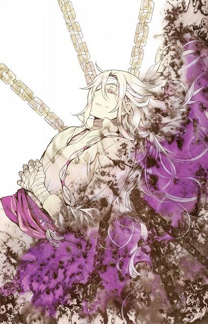 Jun Mochizuki, Xebec, Pandora Hearts, Pandora Hearts ~there is~, Levi Baskerville
