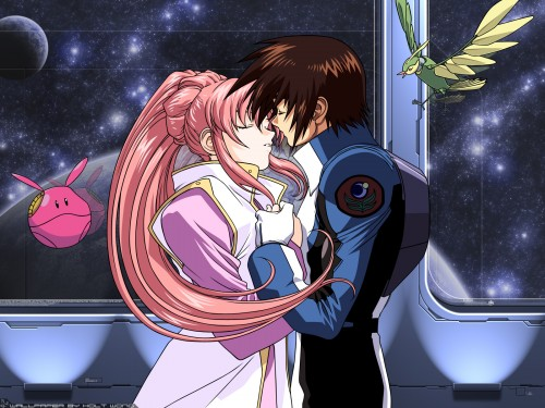 Hisashi Hirai, Sunrise (Studio), Mobile Suit Gundam SEED, Haro, Lacus Clyne Wallpaper
